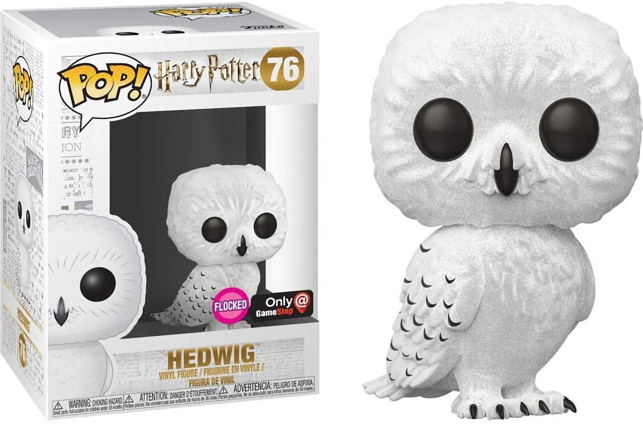 Фигурка Funko Pop Фанко Поп Гарри Поттер Букля (Эксклюзив) Harry Potter Hedwig Movies HP H 76
