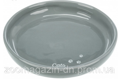 Миска XXL для кота(керамика), TRIXIE, 0.35л/18см