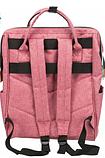 """Рюкзак-переноска""""Ava"""", TRIXIE, 32х42х22см, до: 10 кг, красный, фото 2"""