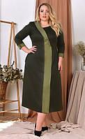 Женское нарядное платье №1587 (р.48-62)