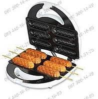 Аппарат LSU-1215 для приготовления хот-догов(Panchukers)корн-догов,сосисок в тесте или сладк