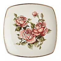 Набор десертных тарелок Lefard Корейская роза 18 см (6 пр.) 215-144