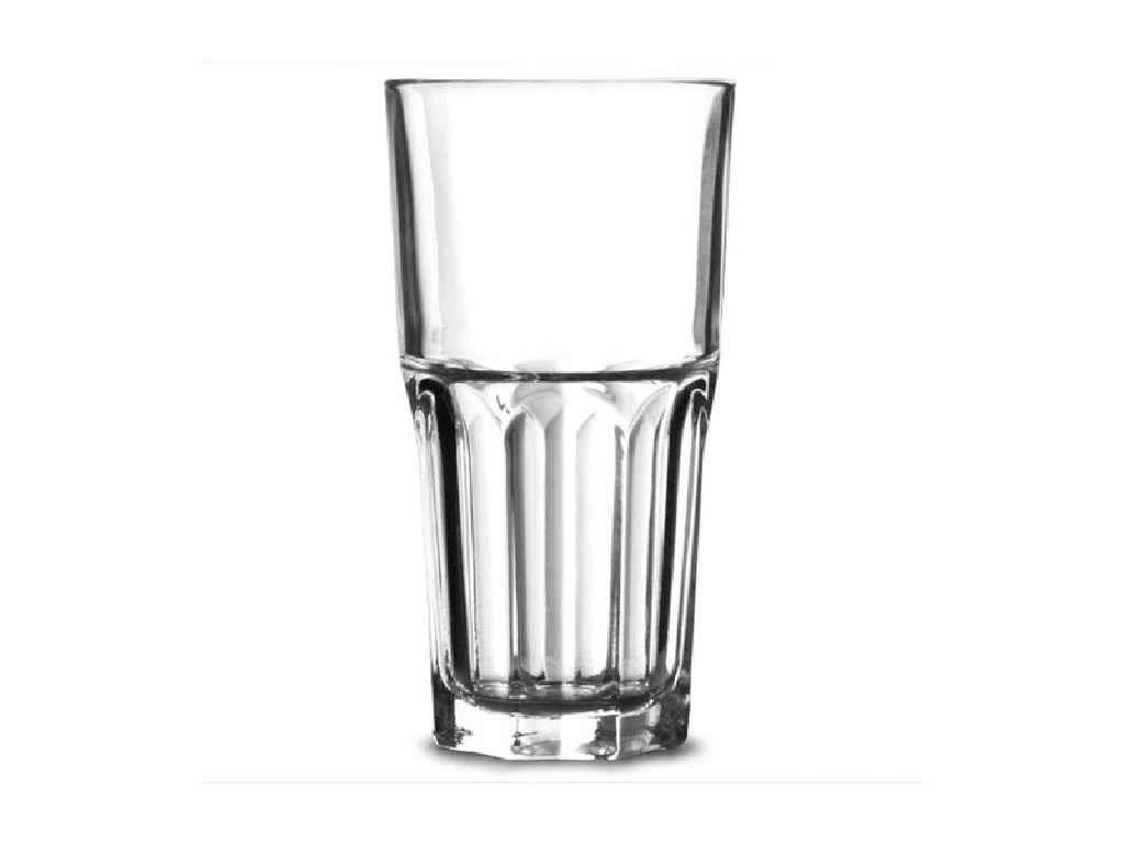 Склянка ГРАНИТИ /350мл висока 6311668 ТМARCOROC
