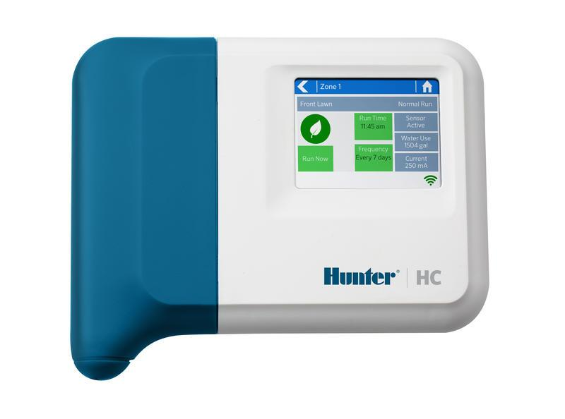 Контроллер Hunter HC Hydrawise (12 зон, Внутренний)