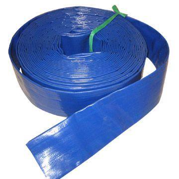 """Layflat Heliflex Monoflat ПВХ (Бухта 100м) (100 м, 4"""", ПВХ,  4 атм.)"""
