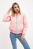 Куртка женская 102R042 цвет Розовый