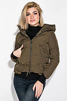 Куртка женская 677K007 цвет Хаки