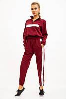 Спорт костюм женский 103R018 цвет Бордо