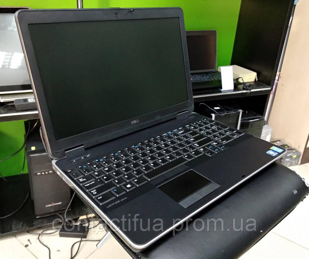 """Dell Latitude E6540 15,6"""" Intel Core i5-4310M/ 6Gb DDR3/ SSD 128G"""