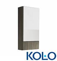 Шкафчик с зеркалом 50 см NOVA PRO серый ясень KOLO Коло