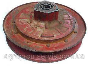 Муфта шкив ходовой части коробки переключения передач комбайна СК-5 НИВА (старого образца) 54-4-1-1, фото 2