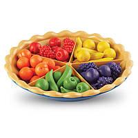 Супер-пирог для изучения цветов и сортировки Learning Resources
