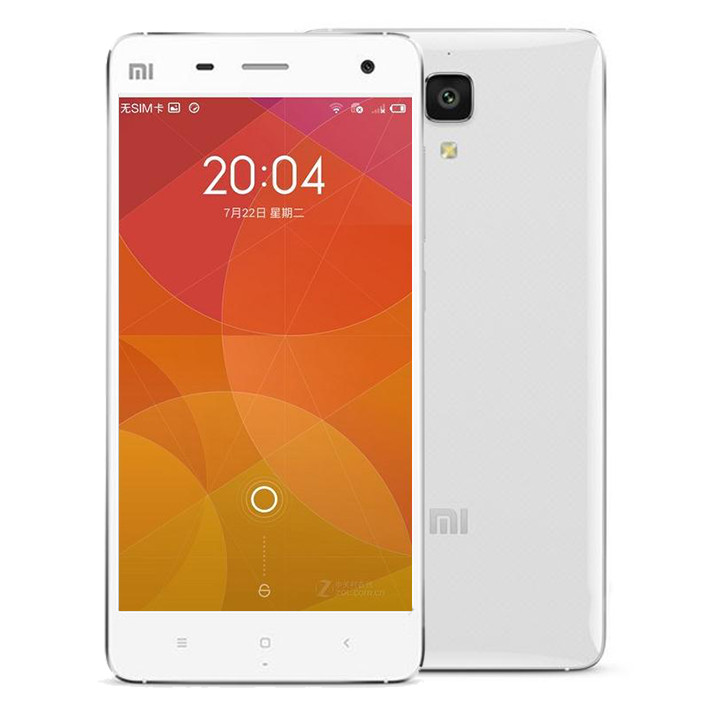 Смартфон Xiaomi Mi4 2/16GB (White) Global Rom