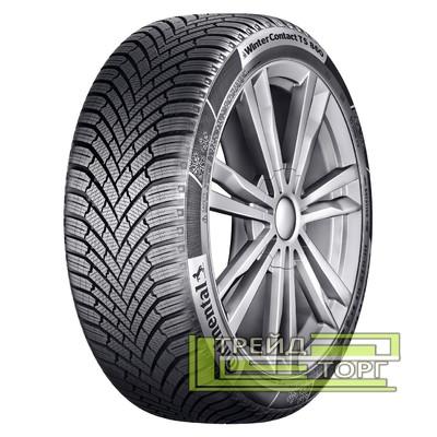 Зимняя шина Continental WinterContact TS 860 175/65 R14 82T