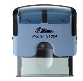 Б/У Shiny Premium Printer S-1824 Автоматические оснастки для штампа (штамп 58 x 22 мм.)
