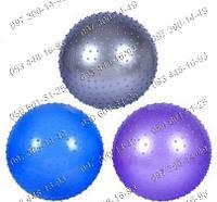 Мяч для фитнеса 65 см Шипованный М 0280 U/R Фитбол Profit Мячи для коррекции фигуры Спортивные мячи