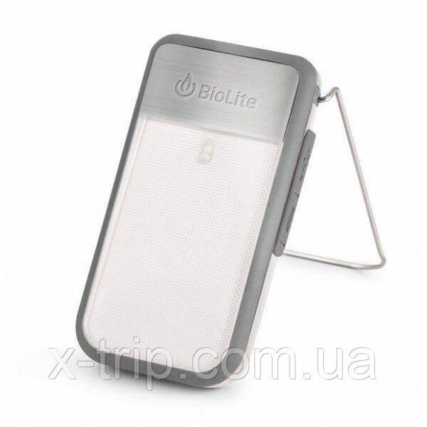 Ліхтар-зарядка Biolite PowerLight gray Mini Grey (BLT PLB1002)