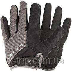 Перчатки велосипедные BH Lite Largo Cross GR Black/Gray, M (BH 556000629)