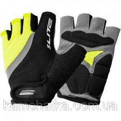 Перчатки велосипедные BH Slite Corto Ama T Yellow, M (BH 556000666)