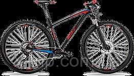 Велосипед горный BH Ultimate RC 6.0 Black/Red/Blue, L (BH A6099.98N-L)