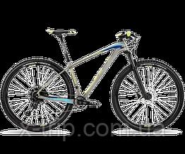 Велосипед горный BH Ultimate RC 7.0 Gray/Blue/Yellow, L (BH A7099.G26-L)