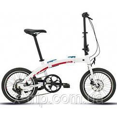 Велосипед городской BH Ibiza Sport White/Red, M (BH BP808.B74-M)
