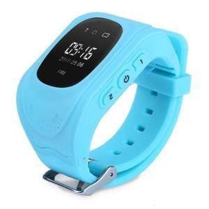 Детские Смарт Часы Q50 3G голубые 175456