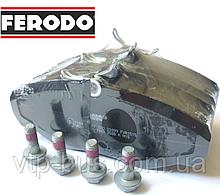 Тормозные колодки передние на Renault Trafic / Opel Vivaro (2001-2014) Ferodo (Великобритания) FVR1515