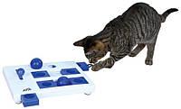 Trixie (Трикси) Brain Mover Strategy Game Интереактивная развивающая игрушка для кошек