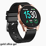 Наручные смарт часы Smart Watch M12 c  IPS экраном, фитнес-браслет, фото 3