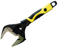 Ключ разводной Сталь 250 мм с тонкими губками до 50 мм