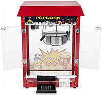 Аппарат для сладкой ваты + машина для попкорна