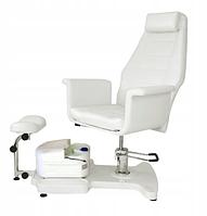 Косметическое кресло для педикюра с функцией массажа Польша