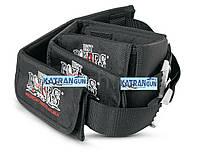 Грузовой пояс с карманами для дайвинга Best Divers; 5 карманов; стальная пряжка