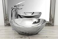 Умывальник керамический SOFIA SV Silver N