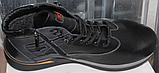 Ботинки мужские зимние большого размера от производителя модель ДР5017-1, фото 4