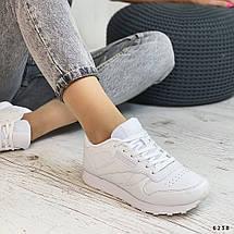Классные белые кроссовки, фото 3