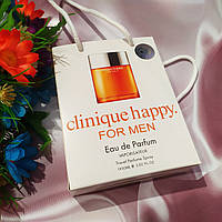 Clinique Happy For Men - Travel Perfume 50ml в подарочной упаковке