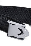 """Грузовой ремень дайвинга Best Divers нейлоновый; чёрный; нержавеющая пряжка """"акула"""""""