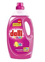 Гель для стирки цветного белья Dalli Color 3.6 л 50 стир