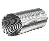 Гофра алюминиевая на вытяжку 100мм 1-3метра