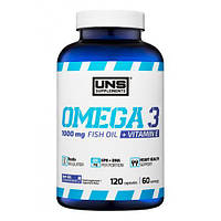 Жирные кислоты Omega -3 UNS 120 капс