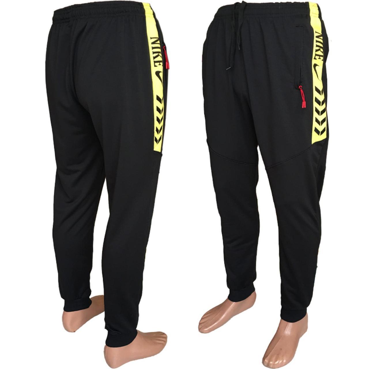 Мужские спортивные штаны без манжета