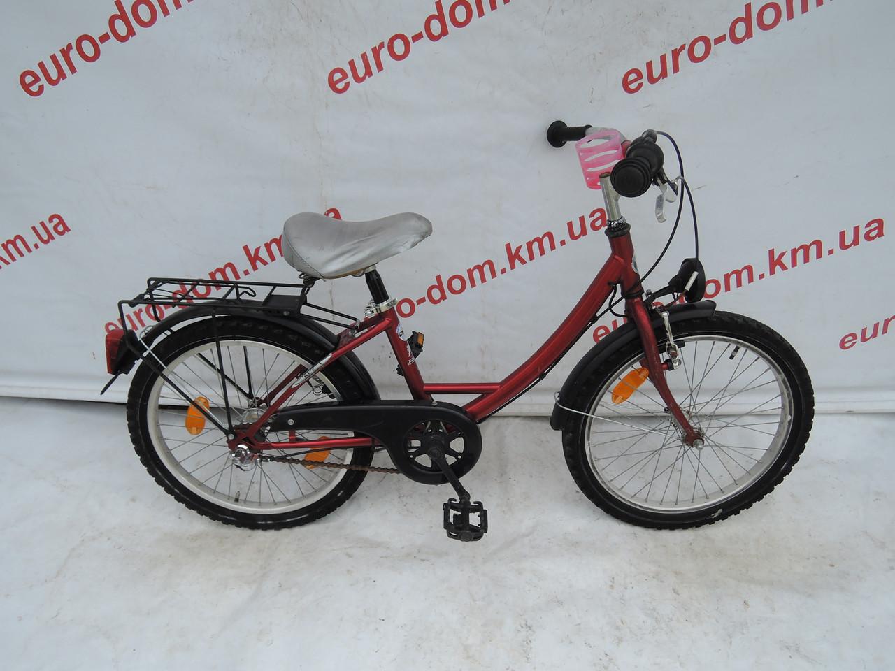Горный велосипед Pegasus 20 колеса 3 скорости на планитарке