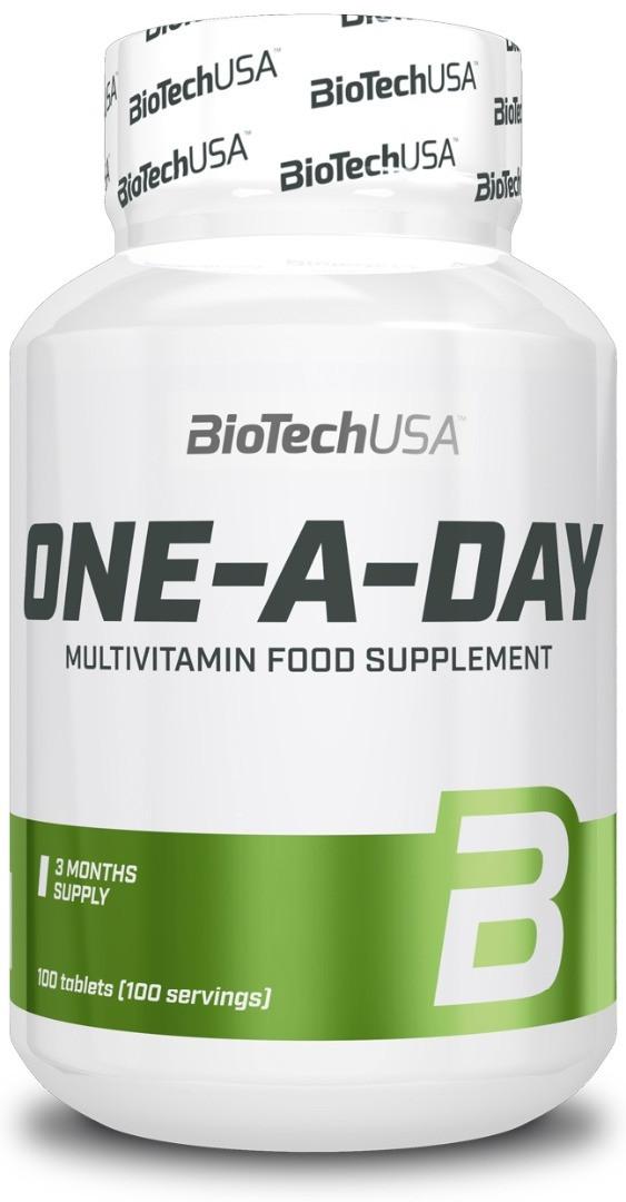 Витамины и минералы BioTech One-A-Day 100 tabs