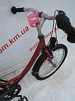 Горный велосипед Pegasus 20 колеса 3 скорости на планитарке, фото 2