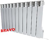 Электрорадиатор Bravo 12 секций 1300 Вт-22 м²