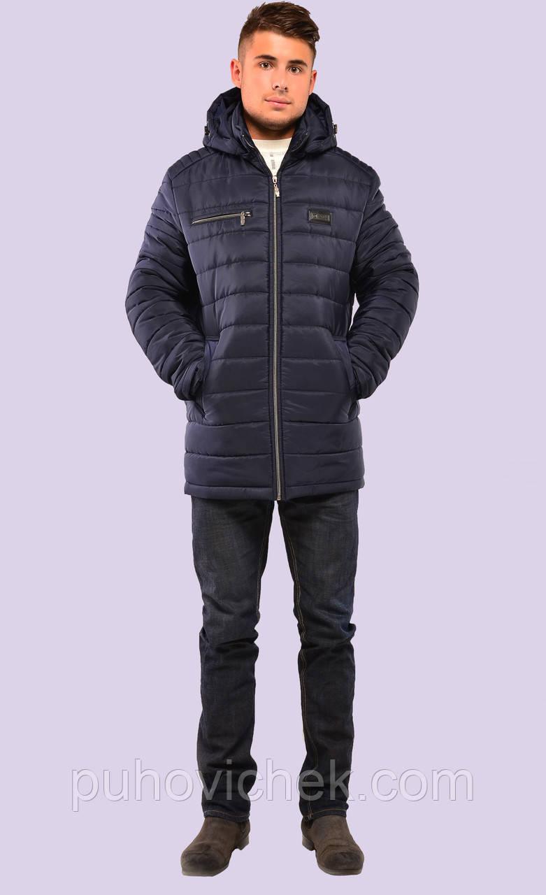 93b5db188667 Мужская зимняя куртка модная стеганная куртка, зима, мужской, 52 - Интернет  магазин Линия
