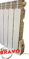 Електрорадіатор Ера 4 секції 390 Вт-8 м2
