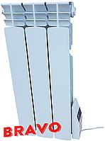 Електрорадіатор Ера 3 секції 390 Вт-6 м2